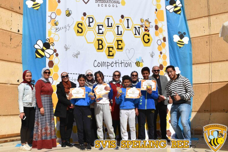 SVIS Spelling Bee Competition (Grades 6-8)